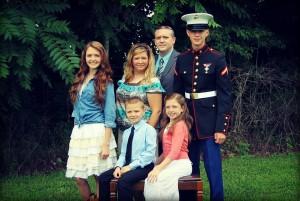 Teubert Family Pic